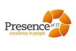 presence of it logo